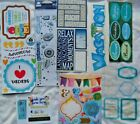 huge mixed lot VACATION stickers beach quotes words epoxy adventure fun
