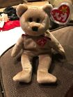 Ty Beanie Baby 1999 Signature Bear - Excellent Condition With Original Tags