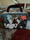 I Love Lucy Metal Lunch Box Lunchbox Tin Vintage Collectible Great Condition