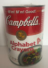Campbells Soup Alphabet Crayons 1998 New in Sealed Container