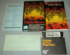 Dunjonquest Hellfire Warrior Apple II/TRS-80 Epyx Computer Video Game COMPLETE!