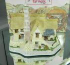 """David Winter Cottages–The West Country Collection """"Devon Creamery"""