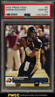 2005 Press Pass Aaron Rodgers ROOKIE RC #9 PSA 10 GEM MINT (PWCC)
