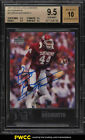 2011 Upper Deck College Legends Brian Bosworth AUTO #35 BGS 9.5 GEM MINT (PWCC)