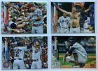 2020 Topps Series 1 SP CODE 84 PICK FROM LOT COMPLETE YOUR SET