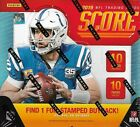 2019 Score Sealed Hobby Box Football