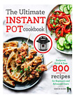 The Ultimate Instant Pot cookbook Foolproof Quick  Easy 800 Buy 1 Get 1 AB