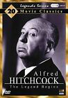 NEW Alfred Hitchcock The Legend Begins DVD 20 MOVIE 4 Disc BOX Set