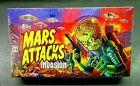 Mars Attacks Invasion Topps Sealed Hobby Box 2013 sketch,autographs,Medallions +