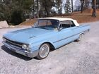 1961 Ford Galaxie Sunliner Convertible Vintage Classic Car!