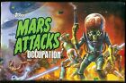 Mars Attacks Occupation Topps 2015- SEALED BOX 24 PKS- 2 HITS- SKETCH-AUTOGRAPHS