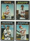 2020 Topps Heritage SHORT PRINT 401 500 PICK FROM LOT COMPLETE SET