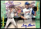 TODD HELTON TROY GLAUS 1999 Topps Stadium Club CO-SIGNERS DUAL AUTO AUTOGRAPH