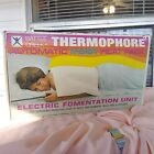 Battle Creek Vintage Thermophore Electric Moist Heat Blanket Automatic 13