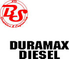 6 Diesel Vinyl Decal Sticker Ram Gmc Chevy Duramax Powerstroke Cummins Nobs
