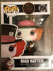 Funko Pop! Disney MAD HATTER #204 Alice Through the Looking Glass HT Exclusive