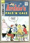 Archies Pals N Gals 15 1960 fn Giant Size 84 pages Neal Adams Boxing