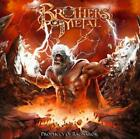 BROTHERS OF METAL - PROPHECY OF RAGNAROK - CD Japan OBI Bonus Track KICP-4010