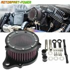 Air Cleaner Intake Filter For Harley Sportster Iron 883 XL883 XL1200 2014 2020