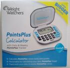 Weight watchers points plus calculator with daily  weekly pointplus tracker
