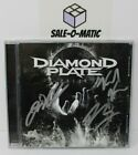 DIAMOND PLATE - PULSE 2013 ROCK CD (AUTOGRAPHED)
