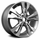 New 18 Rear Replacement Wheel Rim for 2015 2018 Mercedes Benz C300 C350e C300d
