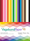 Over 100 Sheets 85 x 11 Premium Quality CARDSTOCK PAPER 21 Rainbow Colors