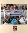 Christmas Vacation Randy Quaid Autograph Signed 16x20 Photo Inscribed JSA
