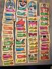 (130) 1970 Topps Football Card Lot - LOW GRADE COMMON CARDS