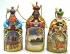 JIM SHORE HEARTWOOD CREEK ORNAMENT SET OF 3 NATIVITY WISEMEN