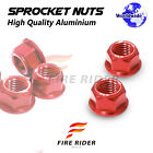 Wheel Sprocket Nuts M10 For Ducati Sportclassic Sport 1000 07-08 GT1000