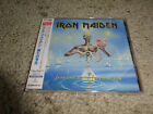 IRON MAIDEN/'SEVENTH SON OF A...' *NEW/SEALED 2014 JAPAN DIG. REMASTER CD*