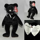 FERNY NEW ZEALAND EXCLUSIVE BEAR! Ty Beanie Baby MWMT TAG PROTECTED INDIANA