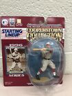 Starting Lineup Rogers Hornsby Cooperstown 1996 action figure