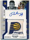 PAUL GEORGE 2010 11 PLAYOFF CONTENDERS ROOKIE AUTOGRAPH LOGO PATCH AUTO SP $200