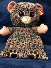 "Beanie Babies Collectable ""Trixi"" Peek-a-Boo's Collection Tablet Holder PlushCat"