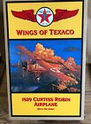 Wings Of Texaco 1929 Curtis Robin Die-Cast Plane NIB 6th In The Series