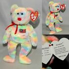 WIRABEAR MALAYSIA EXCLUSIVE BEAR! Ty Beanie Baby MWMT TAG PROTECTED INDIANA