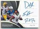 2018 Panini Immaculate Collection Football Cards 27