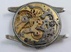 Universal Geneve Chronograph caliber 285 for parts watch vintage