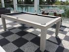 POOL TABLE OUTDOOR 7 BILLIARDS THE GAME ROOM STORE NJ DEALER 08742