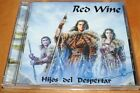 RED WINE Hijos Del Despertar CD Power Black Metal HELLOWEEN Iron Saviour SPANISH