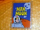 1969 Topps Man on the Moon Trading Cards 17