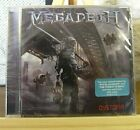Dystopia by Megadeth (CD, Jan-2016, Universal) Brand New - Free Shipping!