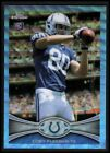 2012 Topps Chrome Football Blue Wave Refractor Checklist and Guide 18