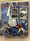 Starting Lineup 1997 MLB Classic Doubles Cal Ripken JR and Brooks Robinson NIB