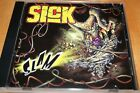 SICK Slam CD Gritty Hard Rock HEAVY METAL Indie FROST BITE Sleaze W.A.S.P. RARE