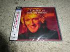 ROD STEWART/'THE BEST OF...' **NEW/SEALED 2017 JAPAN SHM-CD**