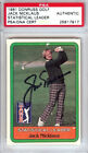Jack Nicklaus Cards and Autograph Memorabilia Guide 44
