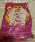 STRUT the ROOSTER TY BEANIE BABY #7 1999 McDONALD'S HAPPY MEAL TOY NEW NIP (K)